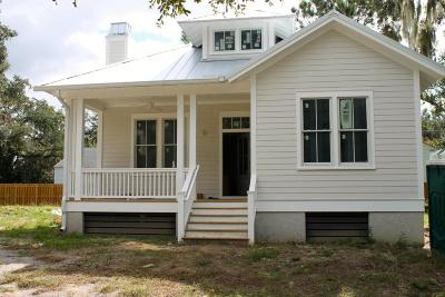 Beaufort Single Family Home For Sale: 2316 Simms Street