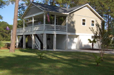 Beaufort County Single Family Home For Sale: 35 Downing Drive