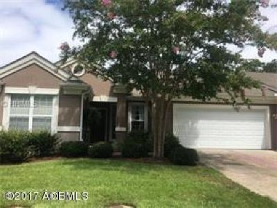 Beaufort County Single Family Home For Sale: 8 Sweetwater Court