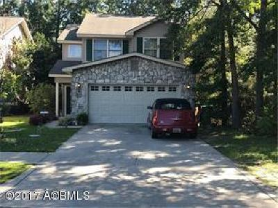 Hilton Head Island Single Family Home For Sale: 190 Ceasar Place