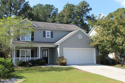 Beaufort, Beaufort Sc, Beaufot Single Family Home For Sale: 22 Pennyroyal Way