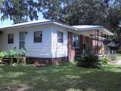 Beaufort, Beaufort Sc, Beaufot, Beufort Single Family Home For Sale: 1707 Palmetto Drive