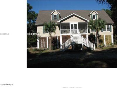 Beaufort County Single Family Home For Sale: 7 Vista Boulevard W