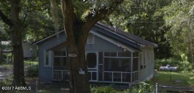 St. Helena Island SC Single Family Home Under Contract - Take Backup: $45,000