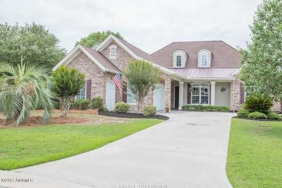 Beaufort County Single Family Home For Sale: 2 Weymouth Circle