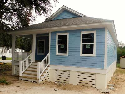 Port Royal, Port Ryal, Pt. Royal Single Family Home For Sale: 1642 Old Shell Road