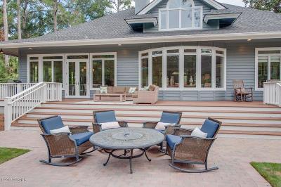 Bluffton Single Family Home For Sale: 23 Hampton Lane