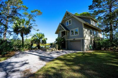 Fripp Island SC Single Family Home For Sale: $465,000