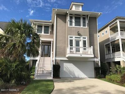 Fripp Island SC Single Family Home For Sale: $725,000
