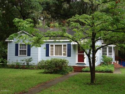 Beaufort County Single Family Home Under Contract - Take Backup: 2402 Pine Haven Street