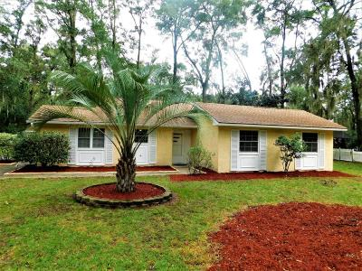 Port Royal, Port Ryal, Pt. Royal Single Family Home Under Contract - Take Backup: 20 Prince William Woods Drive