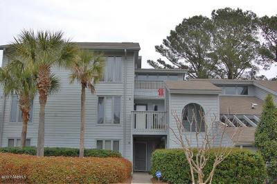 Beaufort County Condo/Townhouse For Sale: 9f Marsh Harbor Drive
