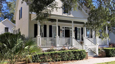 Beaufort County Single Family Home For Sale: 14 Grace Park