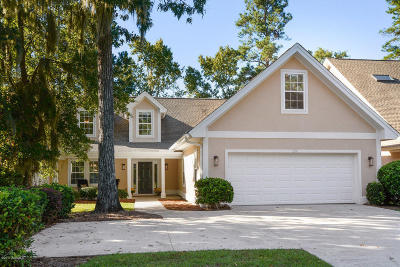 Beaufort County Single Family Home For Sale: 234 Club Gate