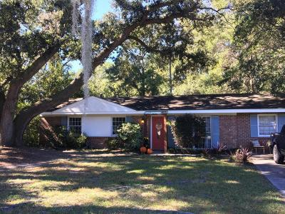 Beaufort Single Family Home For Sale: 1618 Battery Creek Road