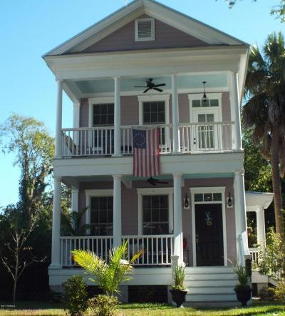 Beaufort, Beaufort Sc, Beaufot Single Family Home For Sale: 1009 Scott Street