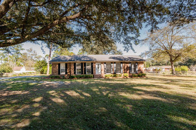 Ridgeland Single Family Home For Sale: 112 Franklin Circle