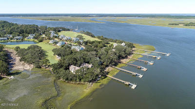 Beaufort County Single Family Home For Sale: 6 The Point