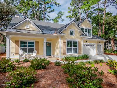 Beaufort County Single Family Home For Sale: 676 S Reeve Road