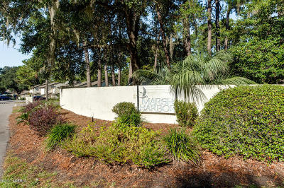 Beaufort, Beaufort Sc, Beaufot, Beufort Condo/Townhouse For Sale: 3 Marsh Harbor Drive #E