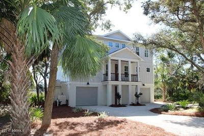 Fripp Island Single Family Home For Sale: 358 Blue Gill Road