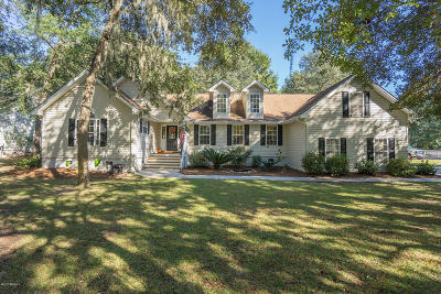Beaufort, Beaufort Sc, Beaufot Single Family Home For Sale: 42 Walling Grove Road