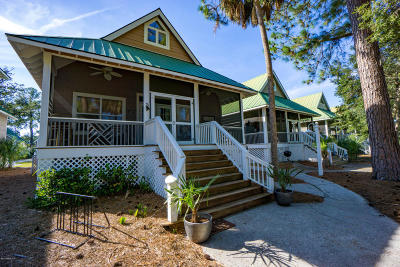 Fripp Island Single Family Home For Sale: 38 Davis Love Drive
