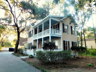 Beaufort, Beaufort Sc, Beaufot, Beufort Single Family Home For Sale: 9 Meridian Road