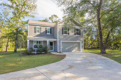 Beaufort, Beaufort Sc, Beaufot Single Family Home For Sale: 60 Holly Hall Road