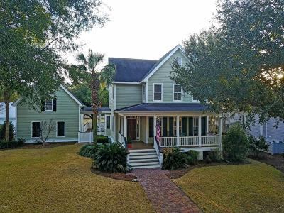 Beaufort Single Family Home For Sale: 4 Waterbird Drive
