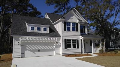 Beaufort County Single Family Home For Sale: 12 Sandpiper Street