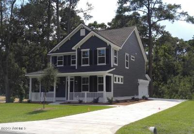 Beaufort County Single Family Home For Sale: 10 Sandpiper Drive