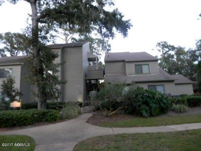 Beaufort County Condo/Townhouse For Sale: 108 Lighthouse Road #2368