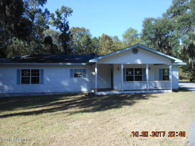 Beaufort Single Family Home For Sale: 504 Bonaire Circle