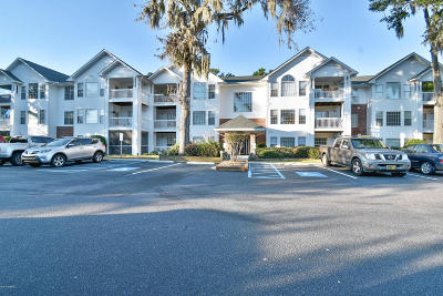 Port Royal, Pt Royal, Pt. Royal Condo/Townhouse For Sale: 1231 Ladys Island Drive #238