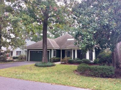 Beaufort County Single Family Home For Sale: 421 Bb Sams Drive