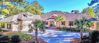 Beaufort County Single Family Home For Sale: 15 Sparrow Nest Point