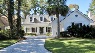 Dataw Island Single Family Home Under Contract - Take Backup: 736 N Reeve Road