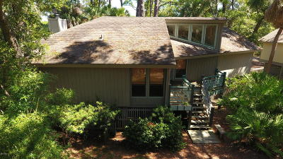 Fripp Island Single Family Home For Sale: 104 Sea Otter Lane