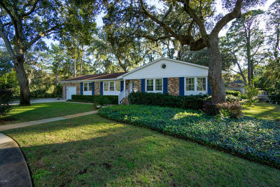 Beaufort County Single Family Home For Sale: 113 Fort Marion Road