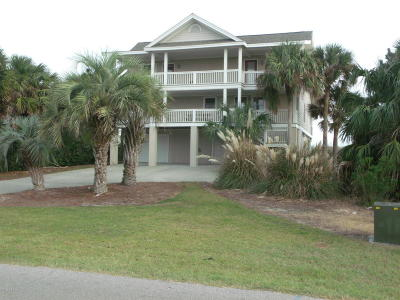 Fripp Island Single Family Home For Sale: 476 Tarpon