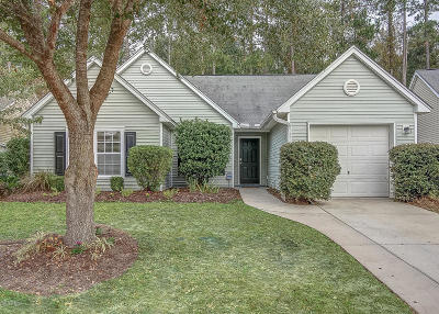 Bluffton Single Family Home For Sale: 17 Grove Way