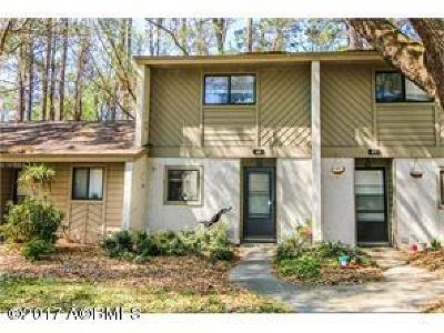Beaufort County Condo/Townhouse For Sale: 96 Mathews Drive #46