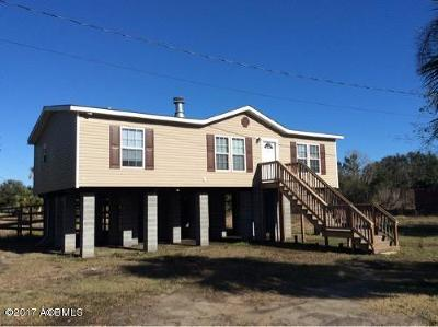Beaufort County Mobile Home For Sale: 32 Gazebo Road