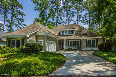 Beaufort County Single Family Home For Sale: 35 S Boone Road