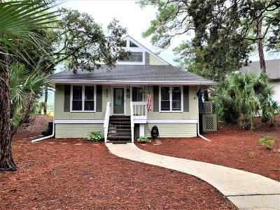 Fripp Island Single Family Home For Sale: 866 Sabal Court