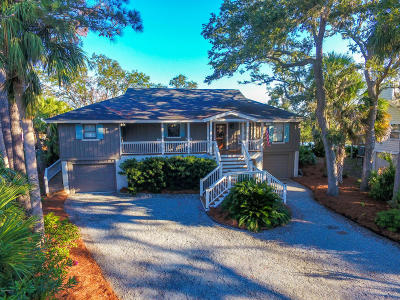 Beaufort County Single Family Home For Sale: 7 Fiddlers Point