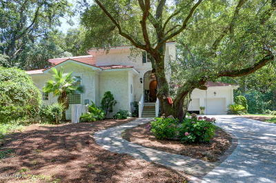 Beaufort County Single Family Home For Sale: 101 Tom And Mike Road