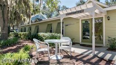Beaufort County Single Family Home For Sale: 8 Egret Street