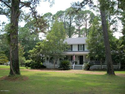 Beaufort County Single Family Home For Sale: 3502 Morgan River Drive S